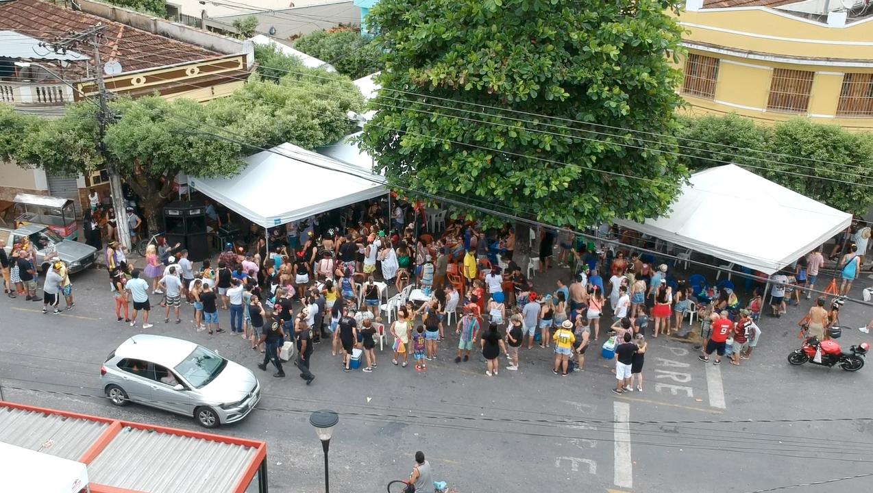 Festa na Praça do Urubu